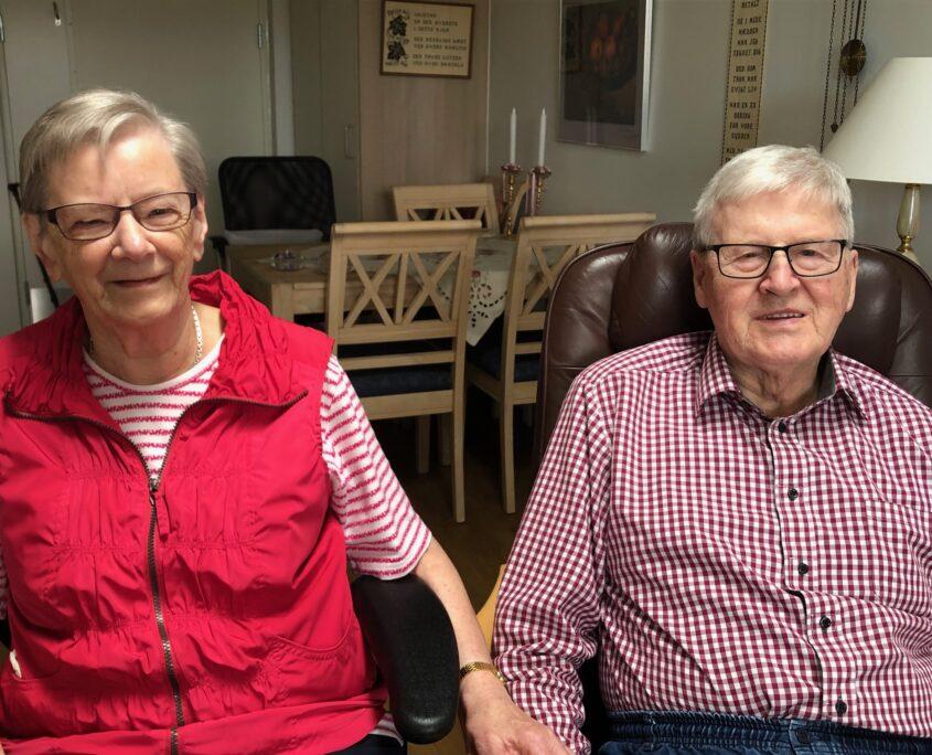 Karen og Ove Carstens